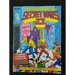 SECRET WARS II Nº38