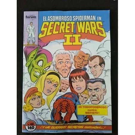 SECRET WARS II Nº48