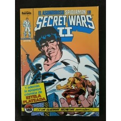 SECRET WARS II Nº40