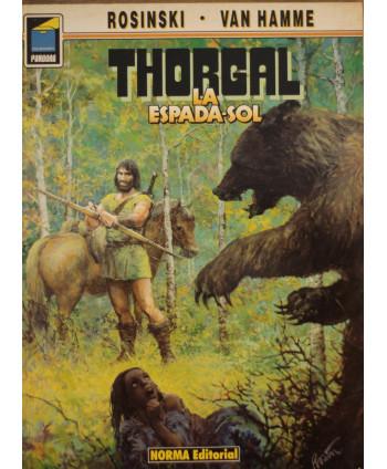 Thorgal La espada-sol