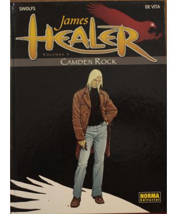 James Healer Cadmen Rock