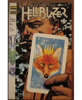 Hellblazer/ La naturaleza...