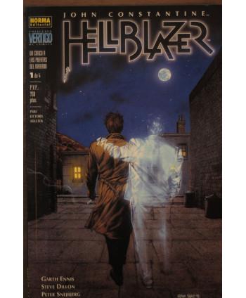 Hellblazer/ Un cínico a las...