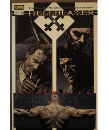 Hellblazer/ Hightwater