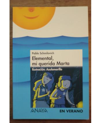 Elemental, mi querida Marta