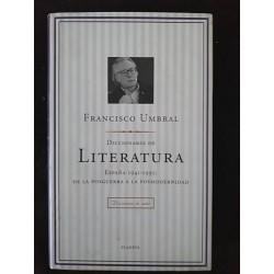 Diccionario de literatura:...