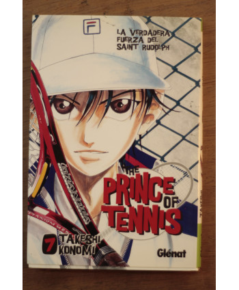 The Prince of Tennis 7