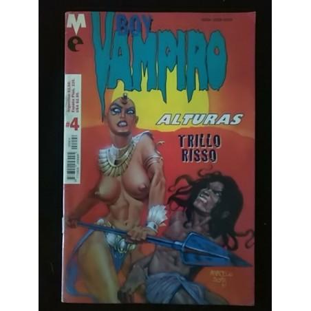 BOY VAMPIRO Colección completa / 7 números