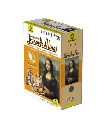 Atelier y puzzle Leonardo...