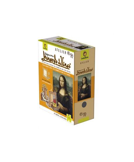 Atelier y puzzle Leonardo da Vinci