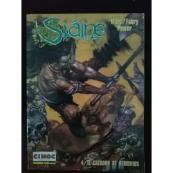 Slaine 4 El cazador de...