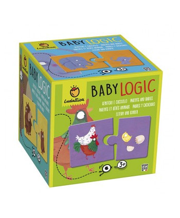 Puzzle baby logic madres,...