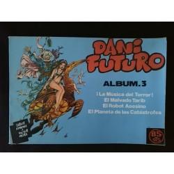 Dani Futuro, Album 3