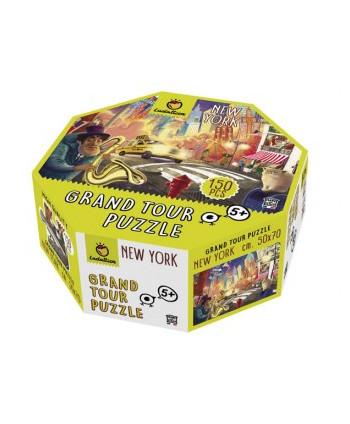 Puzzle gran tour Nueva York...