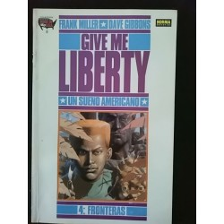 GIVE ME LIBERTY 4 Fronteras