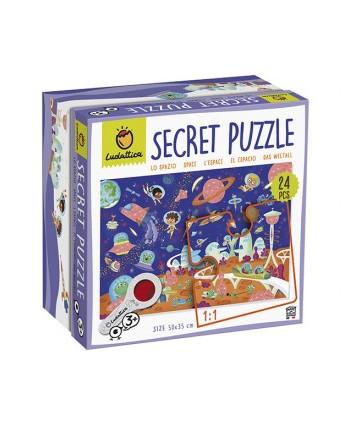 Puzzle secreto del espacio...