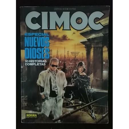 CIMOC,  Especial Nuevos Dioses