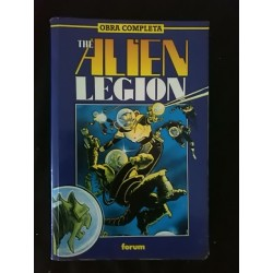 The Alien Legión (Obra...