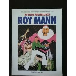 ROY MANN