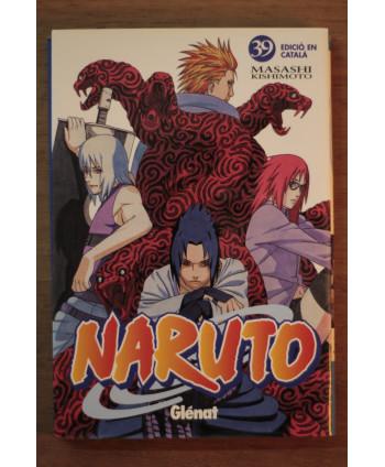 Naruto (Edició en catalá) 39
