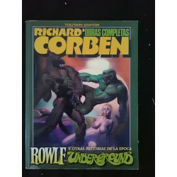 RICHARD CORBEN 6 Obras...