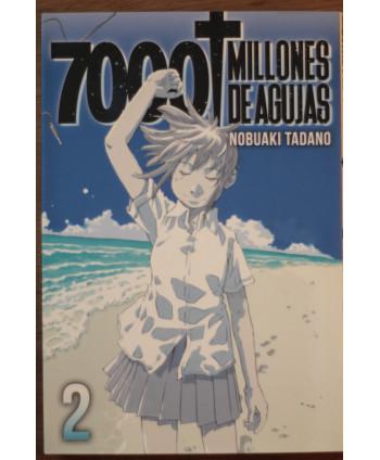 7000 millones de Agujas 2