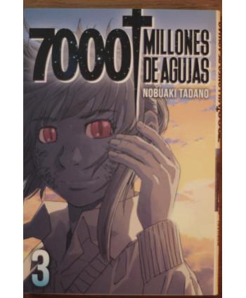 7000 millones de Agujas 3
