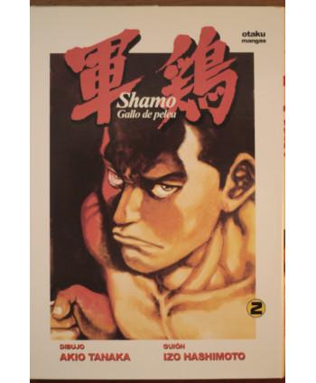 Shamo Gallo de pelea 2