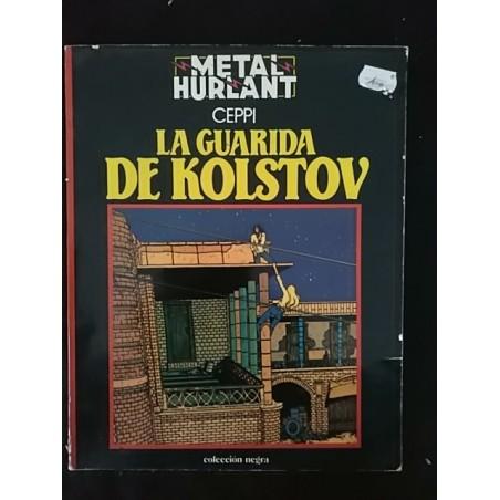 La guarida de Kolstov