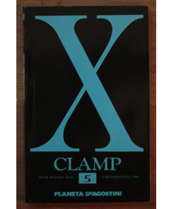 X Clamp 5
