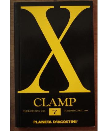 X Clamp 7