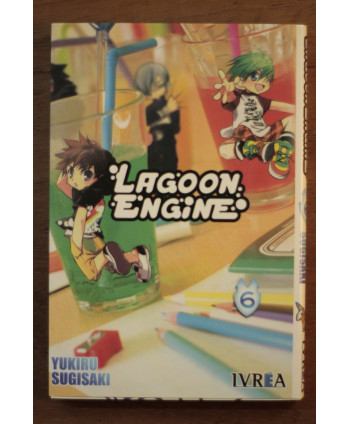 Lagoon Engine 6