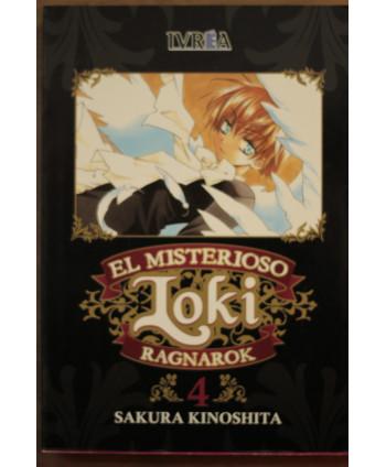 El misterioso Loki Ragnarok 4