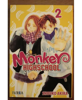 Monkey Highschool 2