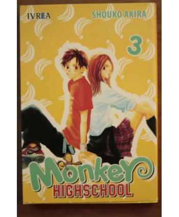 Monkey Highschool 3
