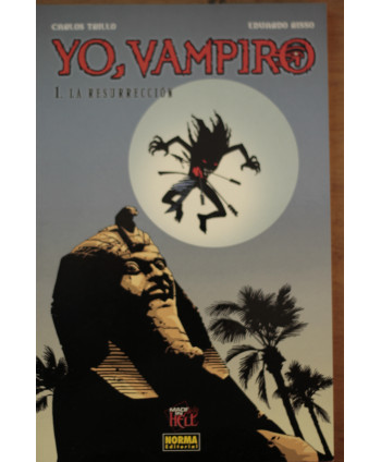Yo, vampiro (4 tomos,...
