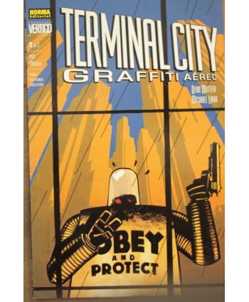 Terminal city Graffiti...