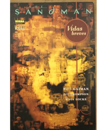 The Sandman/Vidas breves