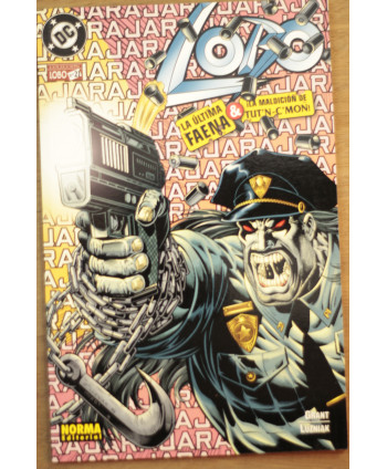 Lobo Nº21