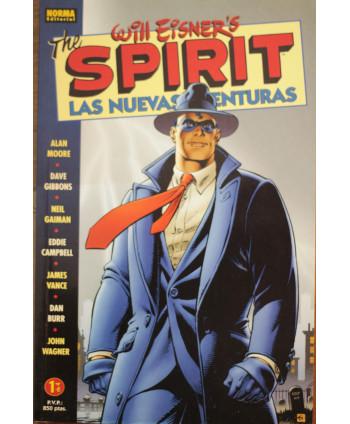 The Spirit Las nuevas...