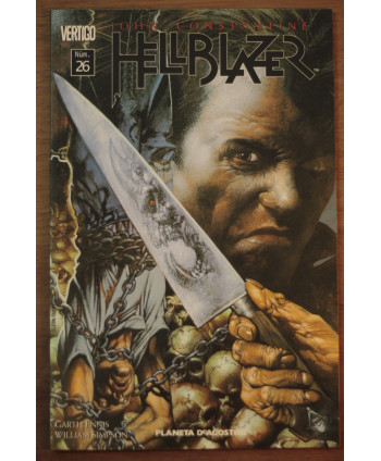 Hellblazer 26