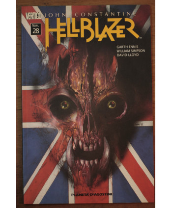 Hellblazer 28