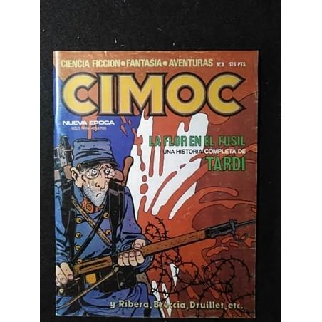CIMOC Nº8