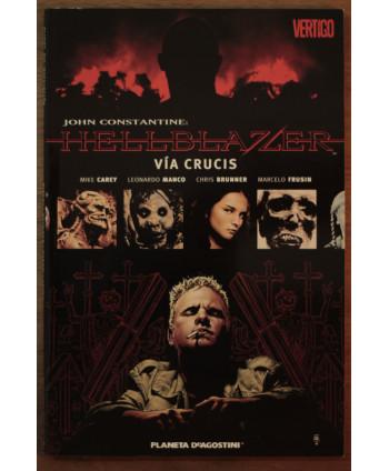 Hellblazer Vía Crucis