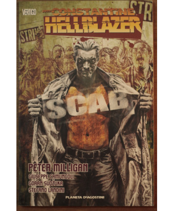 Hellblazer Peter Milligan I