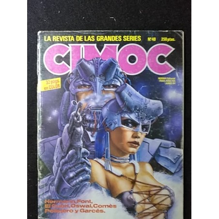 CIMOC Nº40