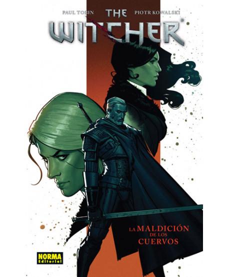 LA MALDICIÓN DE LOS CUERVOS THE WITCHER 3