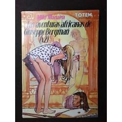 Las Aventuras Africanas de...