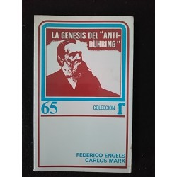 "La génesis del ""Antidühring"""