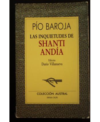 Las inquietudes de Shanti...